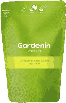 Чай Gardenin Organic Tea.