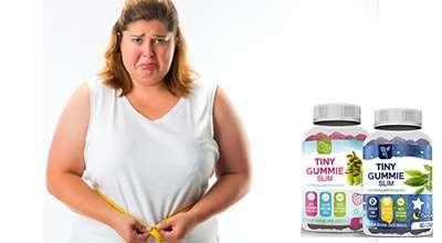Мармелад Tiny Gummy Slim для похудения.