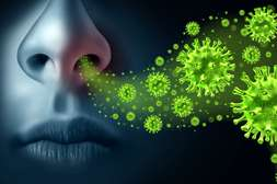 Полиуретан не пропускает вирусы и бактерии в дыхательные пути.