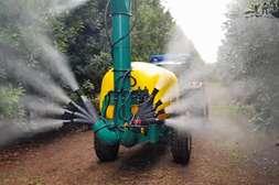 Позволяет обрабатывать большие площади удобрение Агротенс.